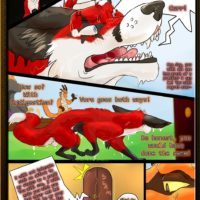 The Vore House Of Klyneth 2 gay furry comic