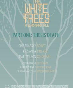 The White Trees 1 - This Is Death 003 and Gay furries comics