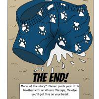 The Wildlander Chronicles - My Underwear Boner gay furry comic