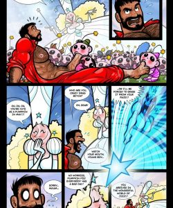The Wizard Of Jizz 008 and Gay furries comics