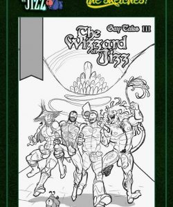 The Wizard Of Jizz 030 and Gay furries comics