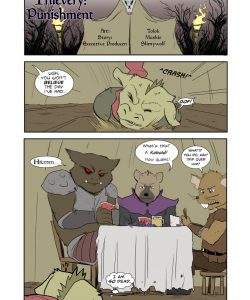 Thievery 2 002 and Gay furries comics