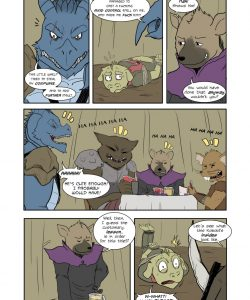 Thievery 2 003 and Gay furries comics