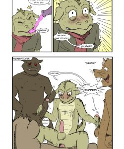 Thievery 2 008 and Gay furries comics