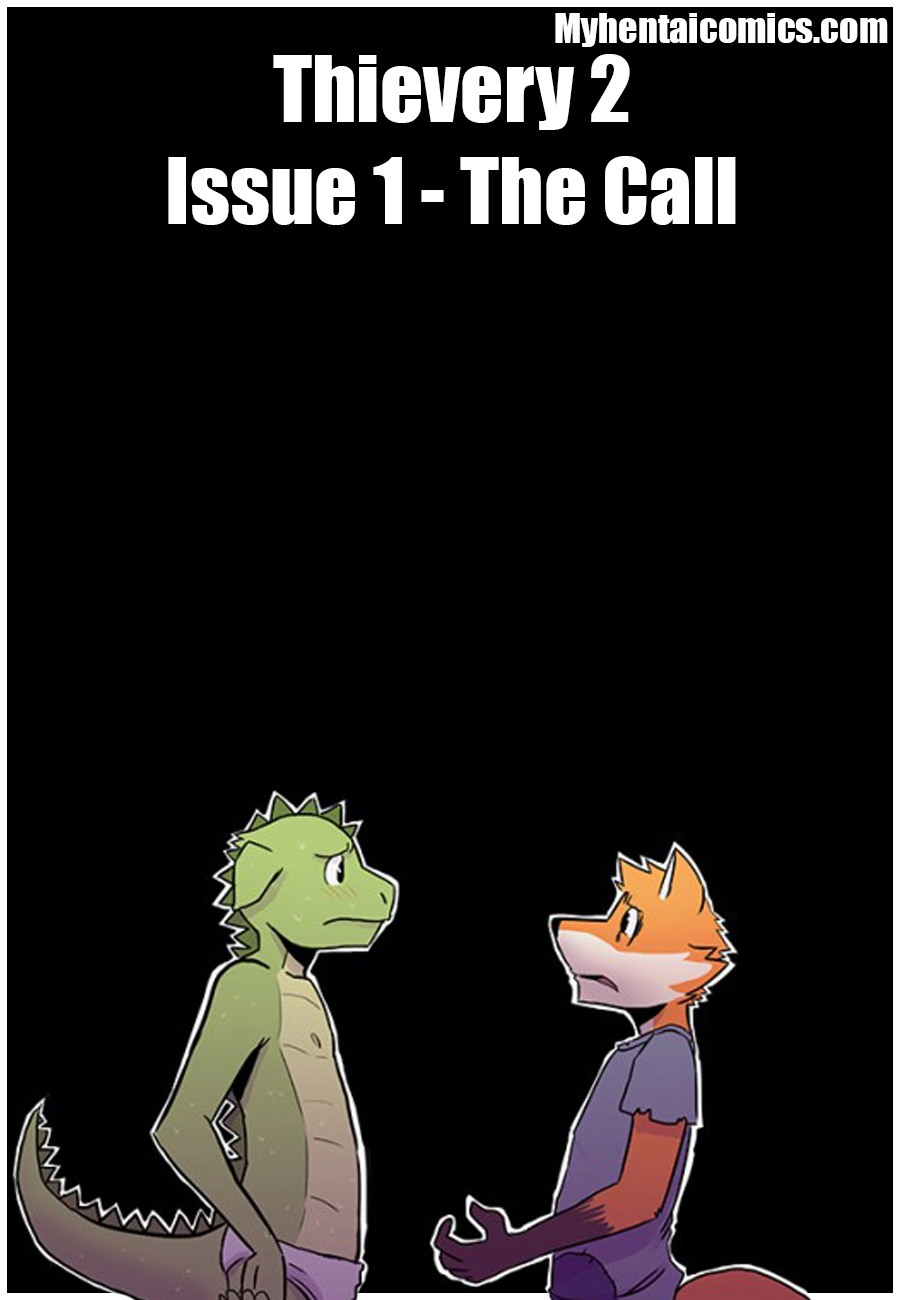Thievery 2 – Issue 1 – The Call gay furry comic