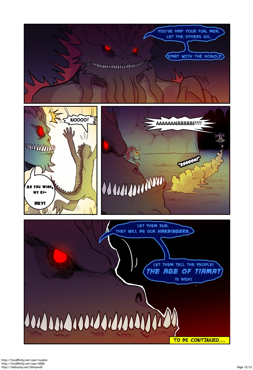 Thievery 3 gay furry comic