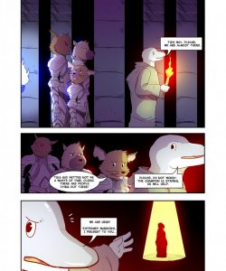 Thievery 5 007 and Gay furries comics