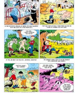 Titi Fricoteur 1 002 and Gay furries comics