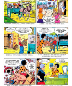 Titi Fricoteur 1 014 and Gay furries comics