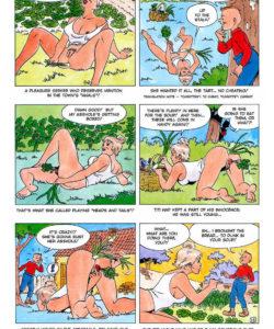 Titi Fricoteur 1 017 and Gay furries comics