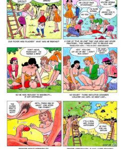 Titi Fricoteur 1 019 and Gay furries comics