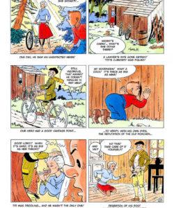 Titi Fricoteur 1 021 and Gay furries comics