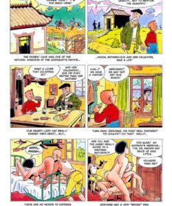 Titi Fricoteur 1 035 and Gay furries comics