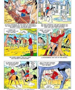 Titi Fricoteur 1 042 and Gay furries comics