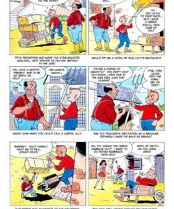 Titi Fricoteur 1 043 and Gay furries comics