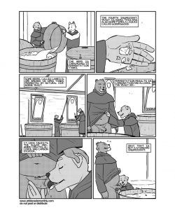 Trappist Traditions 005 and Gay furries comics