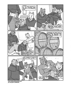 Trappist Traditions 006 and Gay furries comics