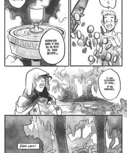 Treasure Hunter 004 and Gay furries comics