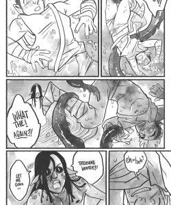 Treasure Hunter 006 and Gay furries comics