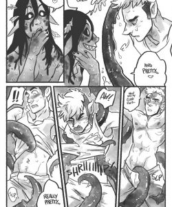 Treasure Hunter 007 and Gay furries comics