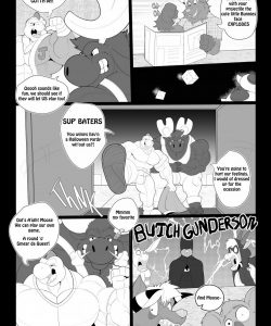 Trick Or Turnabout 2 gay furry comic