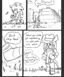 Trick With The Hat 038 and Gay furries comics