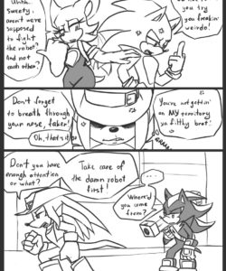Trick With The Hat 065 and Gay furries comics