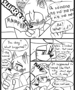 Trick With The Hat 092 and Gay furries comics
