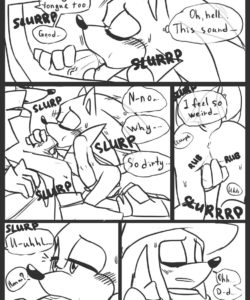 Trick With The Hat 093 and Gay furries comics