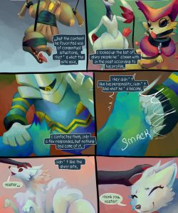 Trust Me + I Trusted You 055 and Gay furries comics