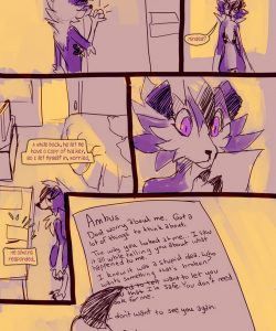 Trust Me + I Trusted You 060 and Gay furries comics