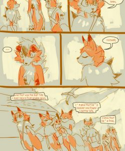 Trust Me + I Trusted You 070 and Gay furries comics