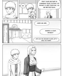 Tsunade's Reasonable Trade 004 and Gay furries comics