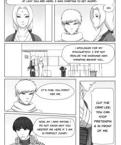 Tsunade's Reasonable Trade 006 and Gay furries comics