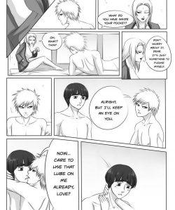 Tsunade's Reasonable Trade 040 and Gay furries comics