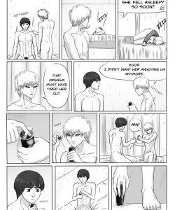 Tsunade's Reasonable Trade 055 and Gay furries comics