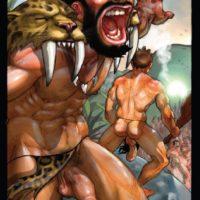 Tug Harder 2 gay furry comic