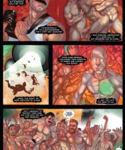 Tug Harder 3 003 and Gay furries comics