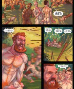 Tug Harder 3 004 and Gay furries comics