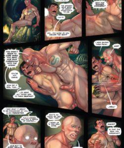 Tug Harder 3 007 and Gay furries comics