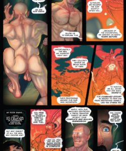 Tug Harder 3 008 and Gay furries comics