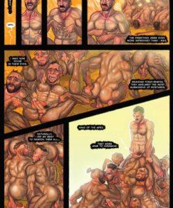 Tug Harder 3 010 and Gay furries comics