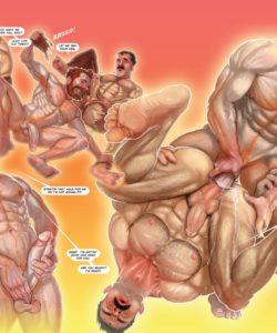 Tug Harder 3 013 and Gay furries comics