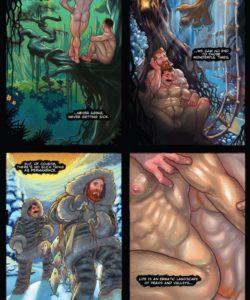 Tug Harder 3 014 and Gay furries comics