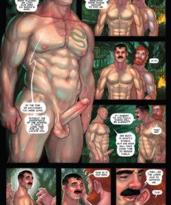 Tug Harder 3 016 and Gay furries comics
