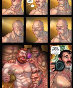 Tug Harder 3 021 and Gay furries comics