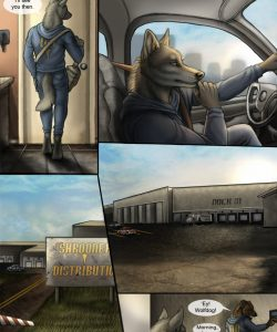 Unconditional 006 and Gay furries comics