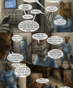 Unconditional 007 and Gay furries comics