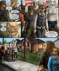 Unconditional 011 and Gay furries comics