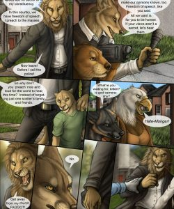 Unconditional 013 and Gay furries comics